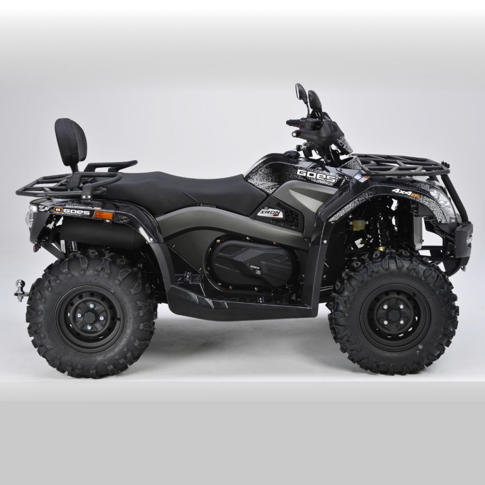 acdc2d6d100c5 GOES 450i Iron Basic 4x4 MAX čierna VIN: LCELDSZA3J6000582 | E-shop ...