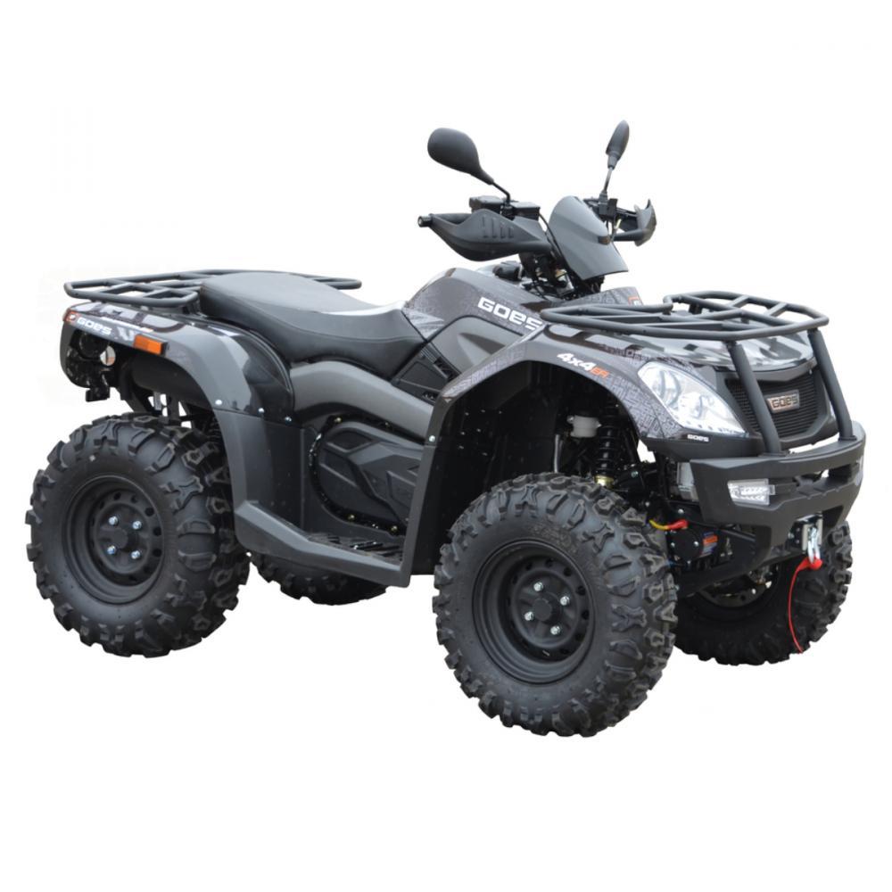 bc3ac531d5364 GOES 450i Iron Basic 4x4 krátka | E-shop | JJ Moto - skútre ...