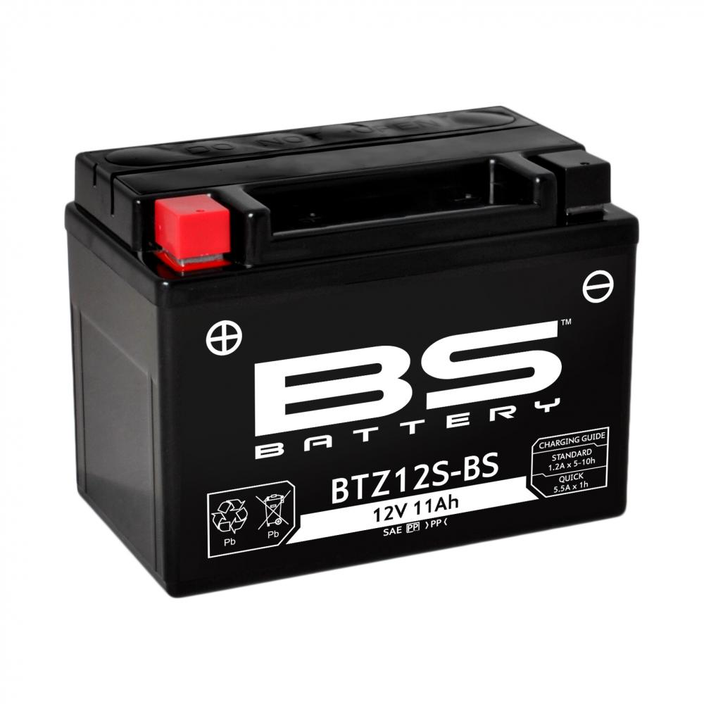 Akumulátor BTZ12S-BS (YTZ12S-BS) BS BATTERY MF
