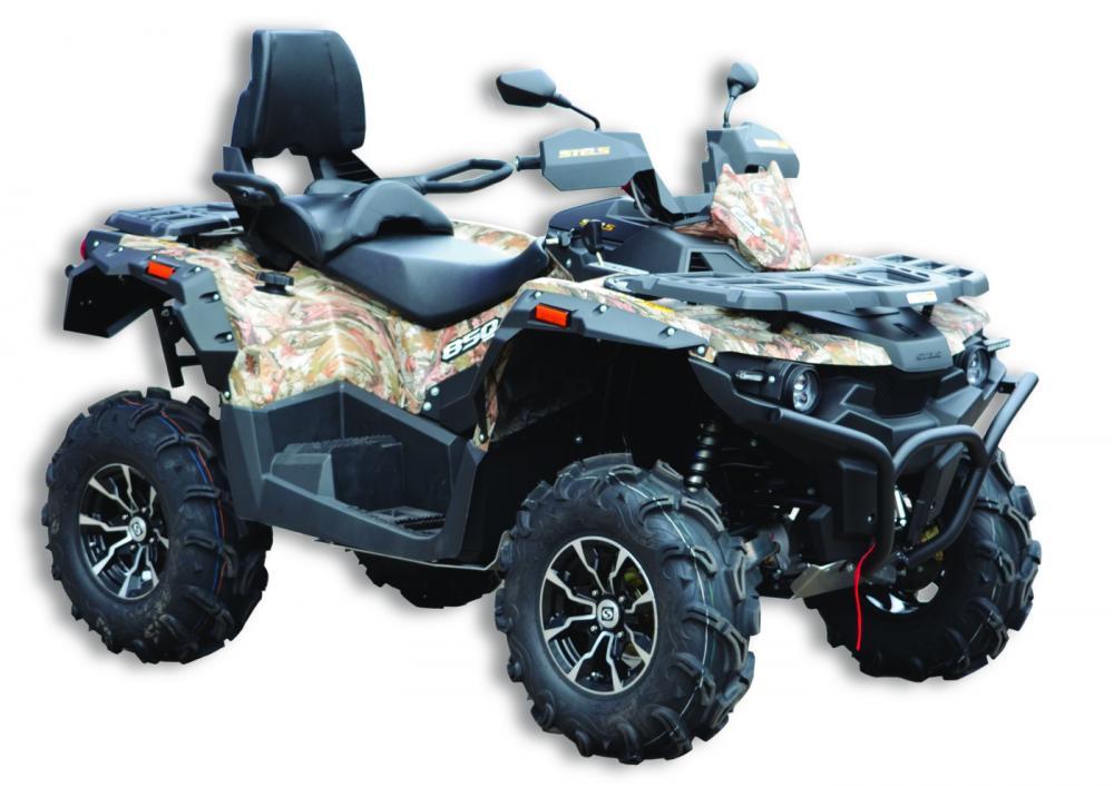 54ba5a37fd851 STELS GUEPARD 800i V-TWIN TROPHY | E-shop | JJ Moto - skútre ...