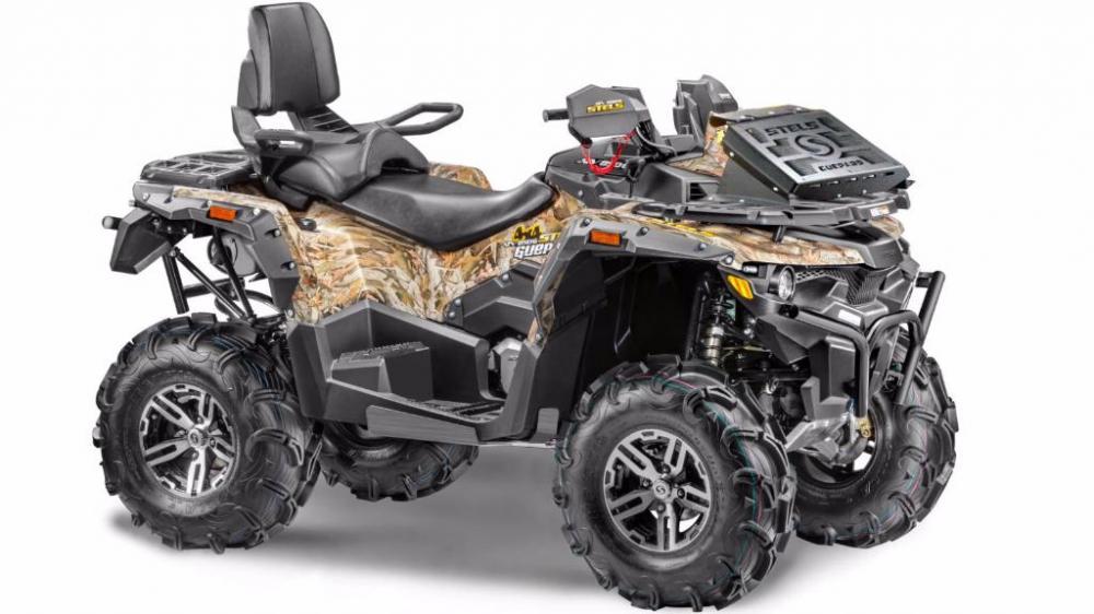 3b749aed4baec STELS GUEPARD 850i V-TWIN TROPHY PRO EPS | E-shop | JJ Moto - skútre ...