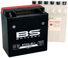 Akumulátor BTX16-BS-1 (YTX16-BS-1) BS BATTERY  MF