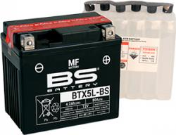 Akumulátor BTX5L-BS (YTX5L-BS) BS BATTERY MF