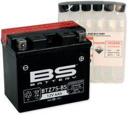 Akumulátor BTZ7S-BS (YTZ7A-BS) BS BATTERY MF