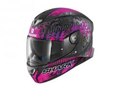 SHARK prilba SKWAL 2 SWITCH RIDER 2 black/violet