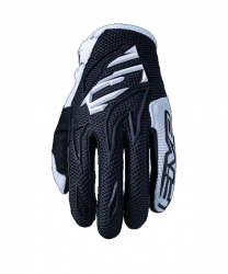 Rukavice FIVE MXF3 black/white
