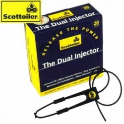 Scottoiler Dual Injector