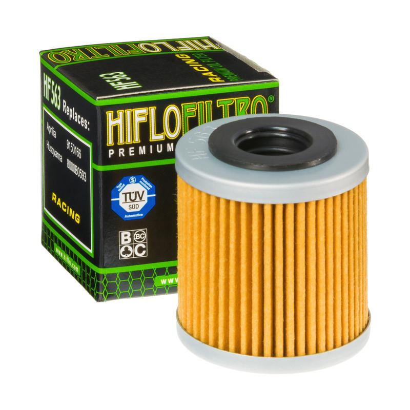 3fef906d725fe Olejový filter HF 563 APRILIA HUSQVARNA   E-shop   JJ Moto - skútre ...