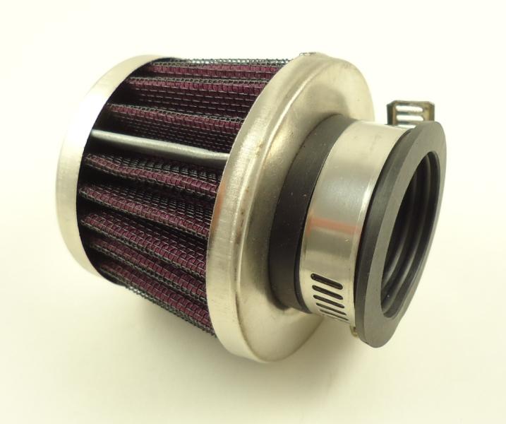 9bd2572b069bf Filter vzduchu - šiška D52mm 17211-D52-00-AS   E-shop   JJ Moto ...